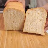 パンが乾燥したりパサつく原因を解説します。